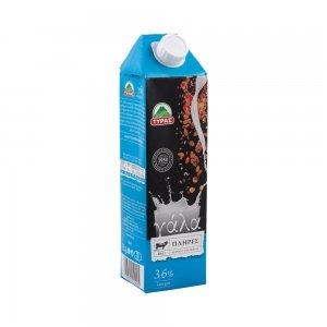 Γάλα Τυράς 3.6% Μπλέ 1LT