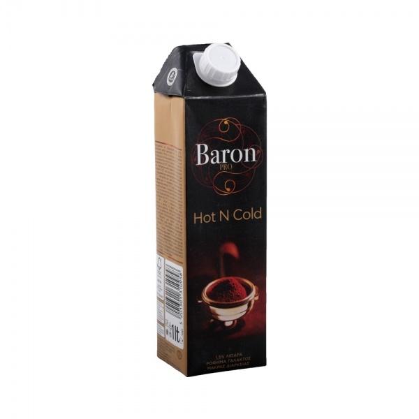 Γάλα Baron Hot 'n' Cold 1LT