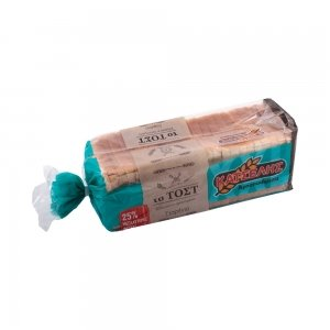 Ψωμί Τόστ Κατσέλης