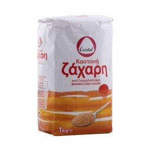 Ζάχαρη Καστανή 1kg